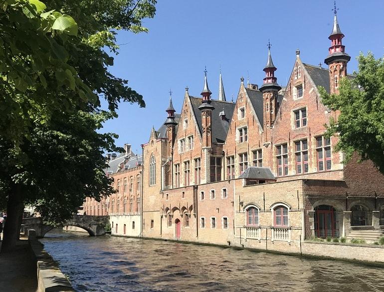 Brugge altstadt