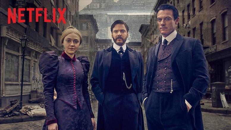 Netflix Serie die Einkreisung