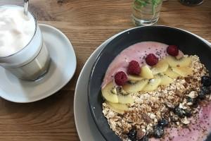 Frühstück im Ennies in Homburg