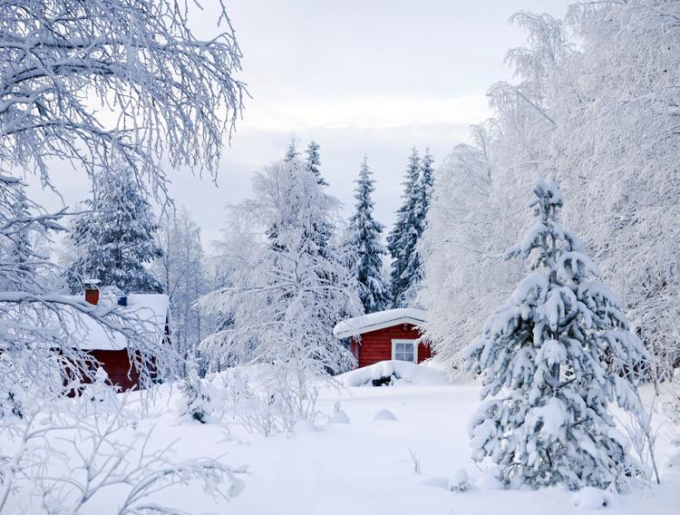 Lappland in Schweden