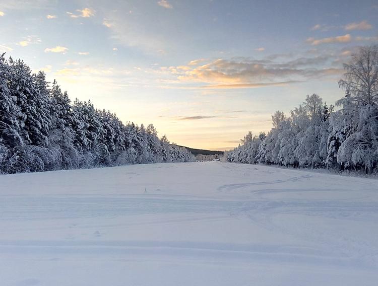 Urlaub im Norden Finnlands
