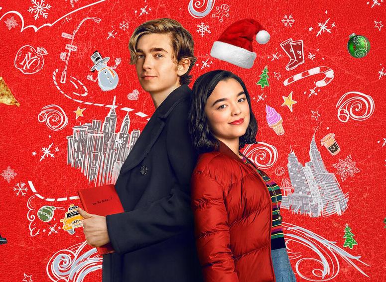 Dash & Lily Weihnachtsfilm Netflix 2020
