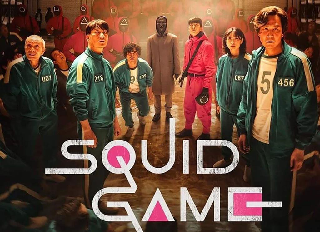 Netflix Serie Squid Game